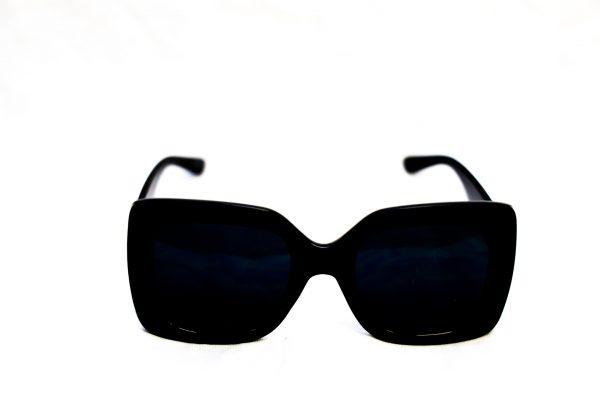 Black Chanel Inspired Shades - Luxury Black Label 1