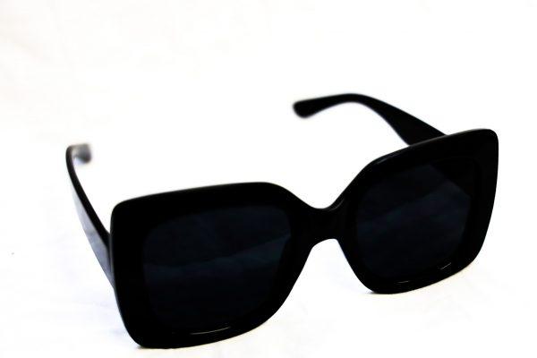 Black Chanel Inspired Shades - Luxury Black Label 2