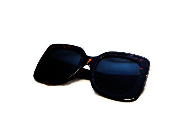 Black Chanel Inspired Shades - Luxury Black Label 3