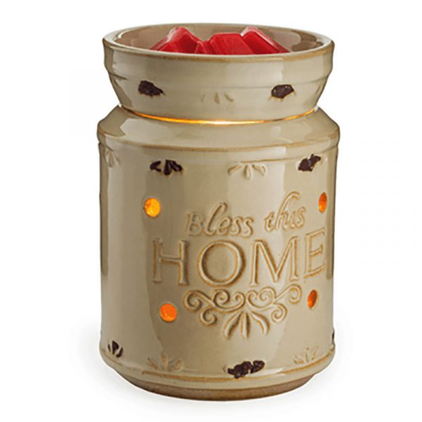 Bless this House Electric Warmer - Luxury Black Label