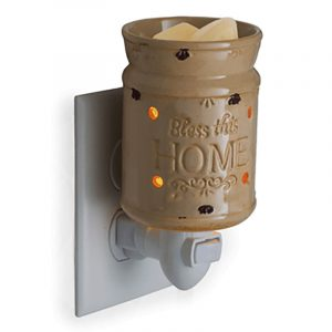 Bless this House Plug in Warmer - Luxury Black Label