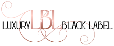 Luxury Black Label: Sculpture Candles and Wax Melts