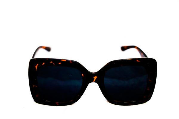Tortise Chanel Inspired Shades - Luxury Black Label 2