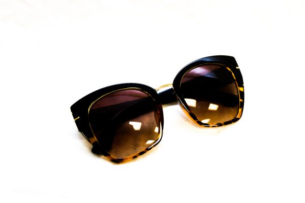 Tortise Ray Ban Inspired Shades - Luxury Black Label 1