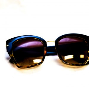 Tortise Ray Ban Inspired Shades - Luxury Black Label 2